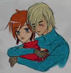 Hugs for Beck