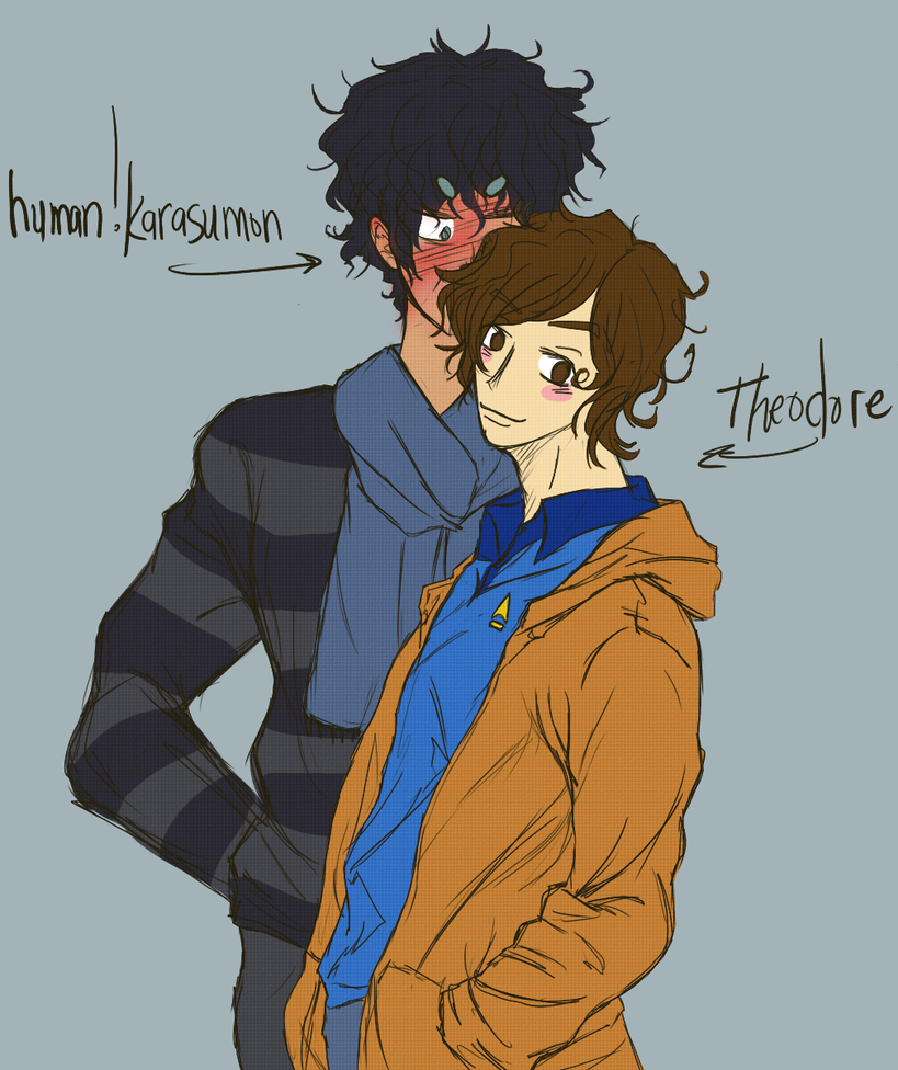 curly haired boys by reogun on deviantart