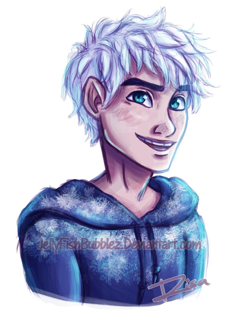 Jack Frost by Jellyfishbubblez