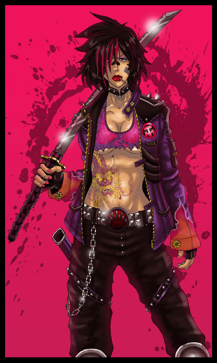 street punk by 80Gunz