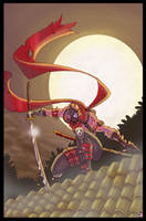 GasMask Ninja by 80Gunz
