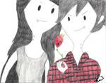 Marceline and Marshall Lee: Valentine
