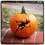 Peter Pan Pumpkin
