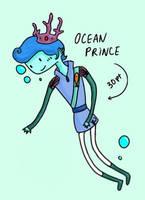 Ocean Prince: Closed by MAXIMUMRAY