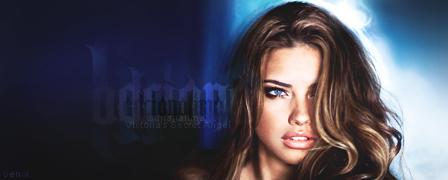 Adriana Lima by COLORARTGFXRU