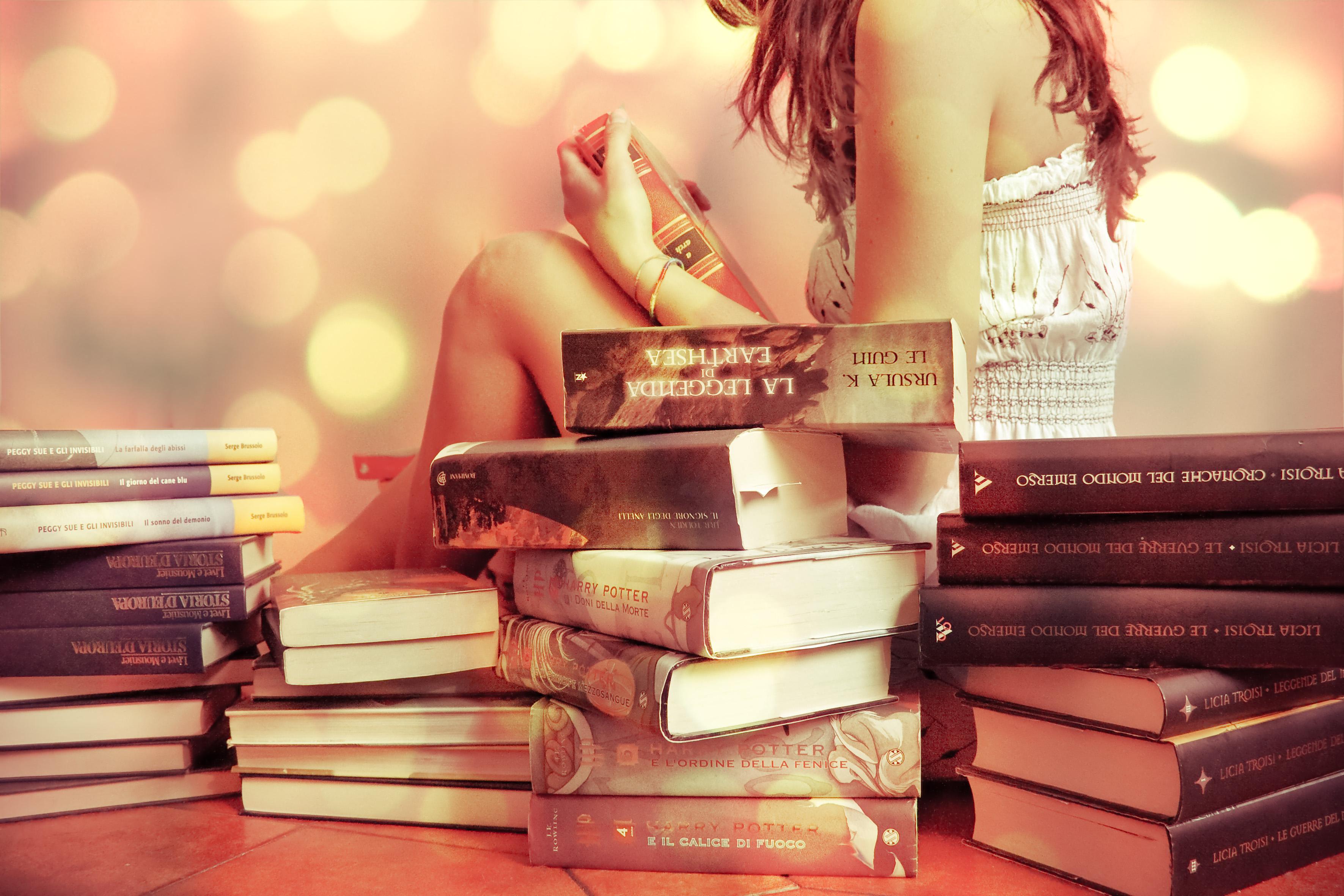 Цитаты про любовь к чтению и книгам