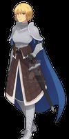 Female knight by M-GO