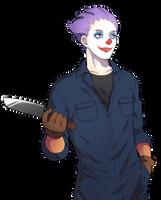 Clown Neutral by M-GO