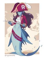 Captain Swordfish by M-GO
