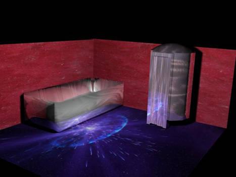 Space Bathroom