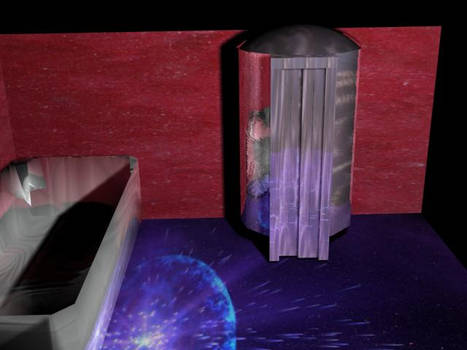 Space Bathroom 5