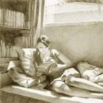 Sunday Afternoon by Rob-Von-Robovonoch