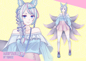 ADOPTABLE 14 AUCTION [ RE-OPEN ] by Trocze