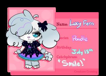 CC: Lucy Fern by Momo-butt