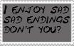 Sad Endings by MystEryuNwanTed