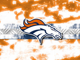 Broncos Background by cotrackguy