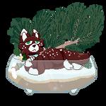 Winter Pixel by GingerKingfisher