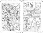 Amazing Spider Man 606 p6-7