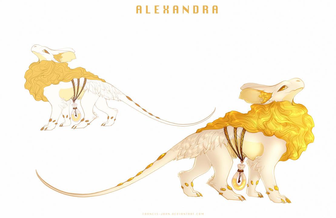 Alexandra - Aetherling MYO Entry by francis-john on DeviantArt