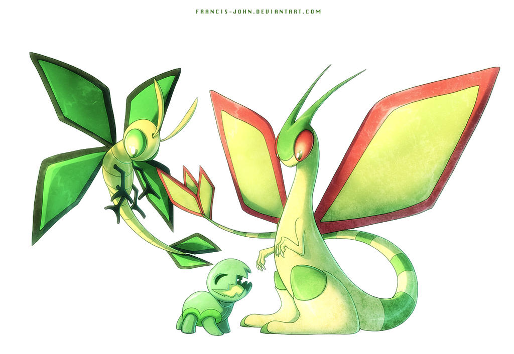 What Nature Is Best For Flygon