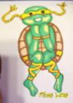 Mona Lisa the Turtlette
