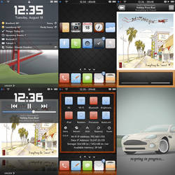 My iPhone 8.18.09 by ericsoko