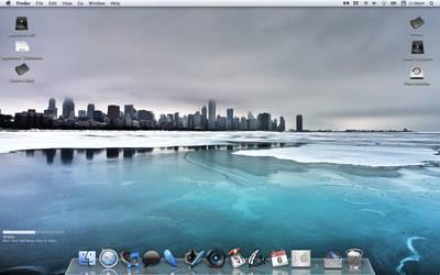 My Desktop 9.5.09 by ericsoko