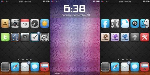 My iPhone 9.10.09 by ericsoko