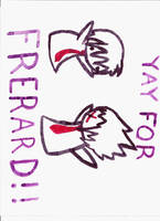 Yay for Frerard by MrsHelenaWay13