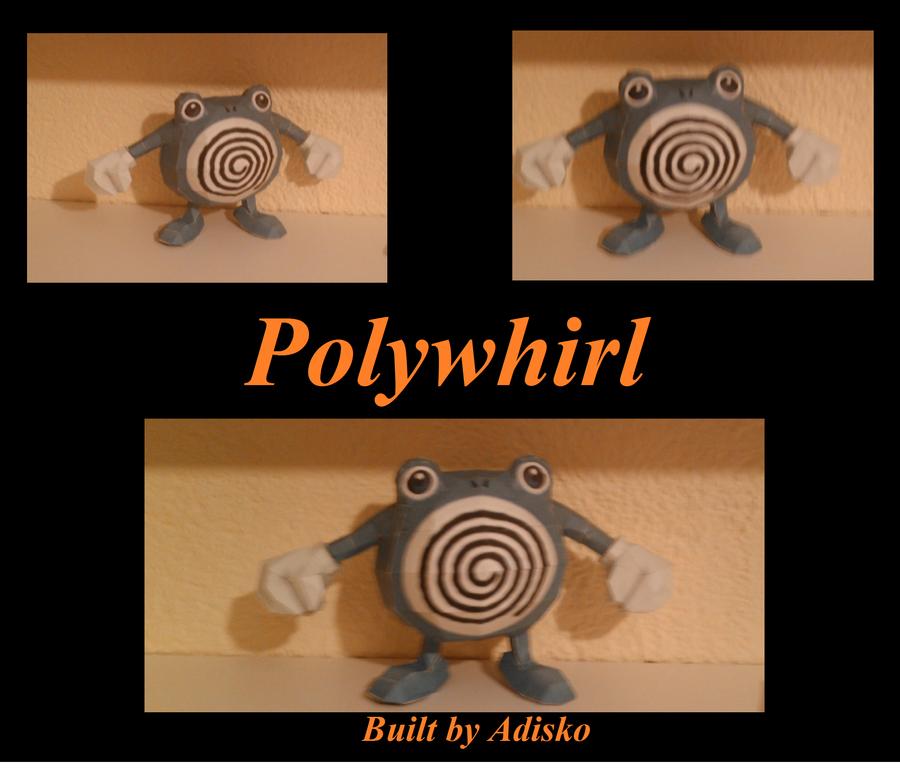 Poliwhirl by Adisko