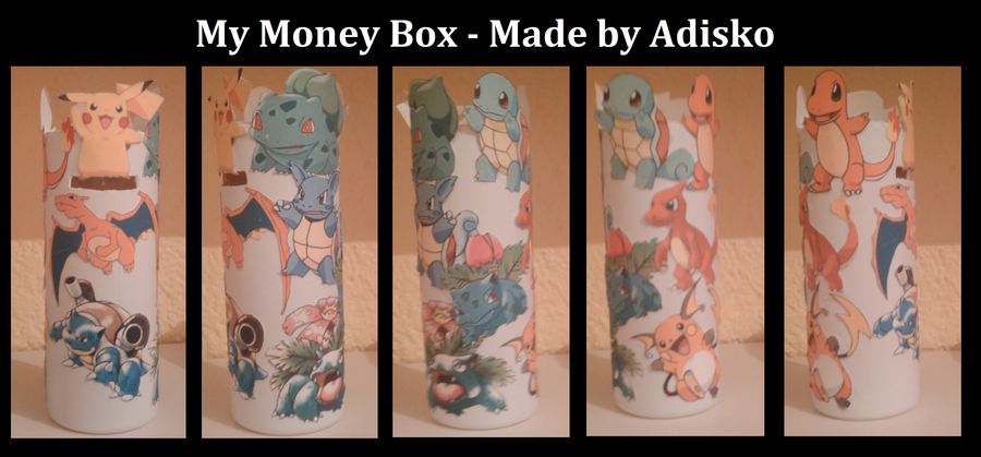 My Money Box by Adisko