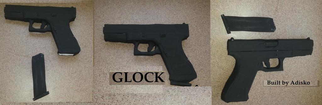 Glock by Adisko
