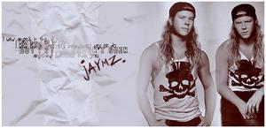 Jaymz. - signature by ladykuolema