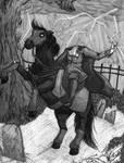 Headless Horseman by kirei-kuro