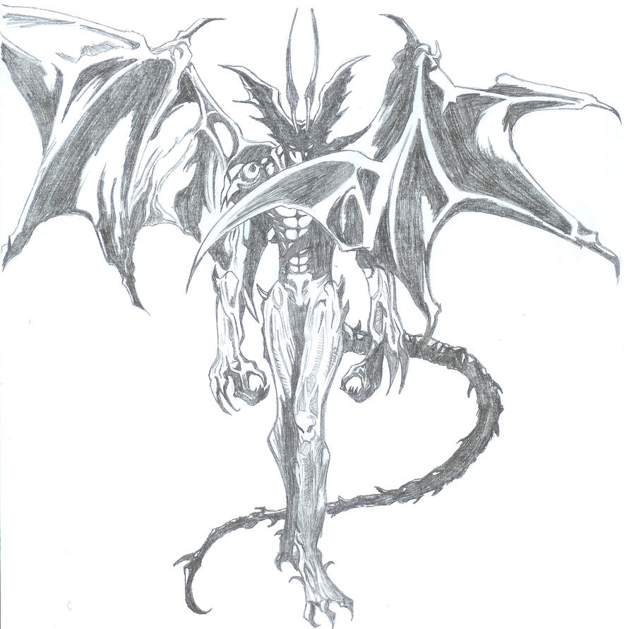 How To Draw Dragons Step By Step as well Scary monster coloring pictures also Dragon Drawings moreover Free Gothic Fonts further Demon 84620961. on scary dragon pictures