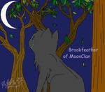 Brookfeather of MoonClan by Nixhil