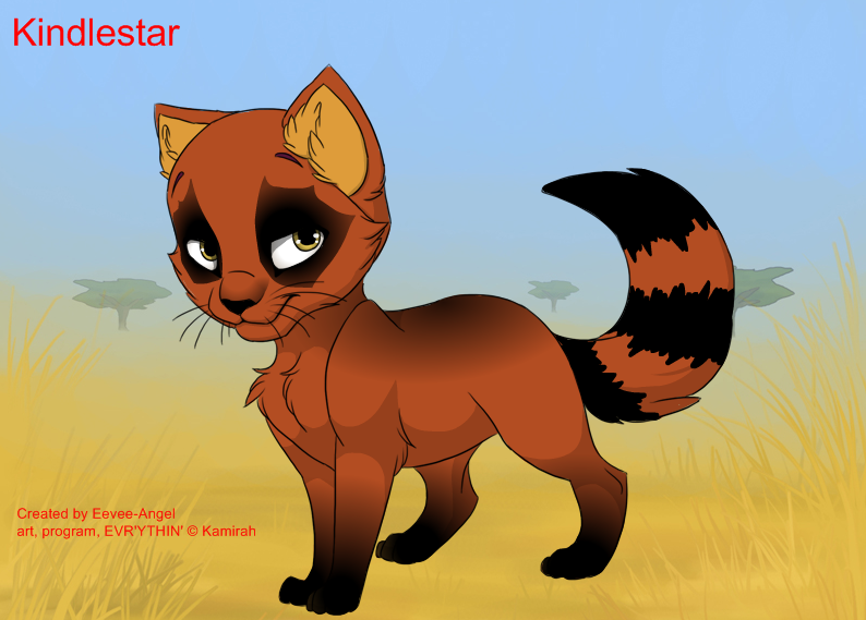 Kindlestar -Kitten Maker- by insanityNothing