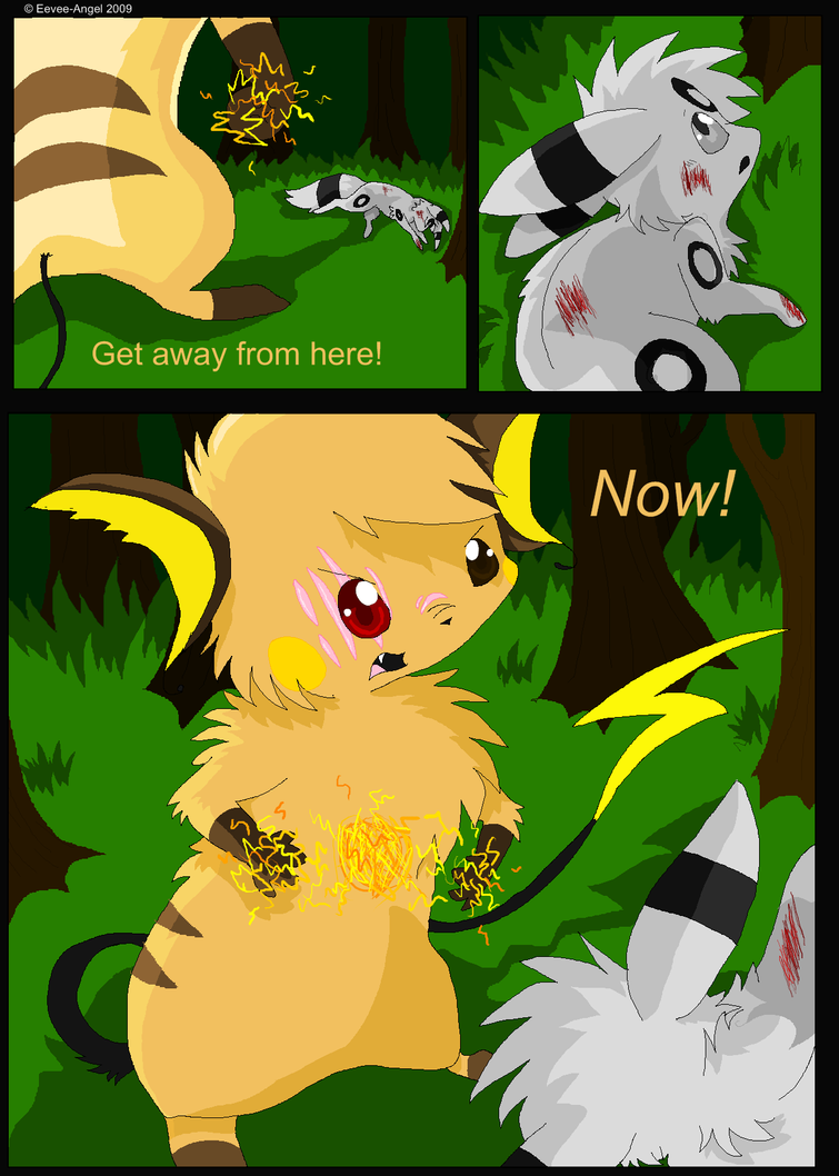 Shadowed Secrets Page 8 by Nixhil