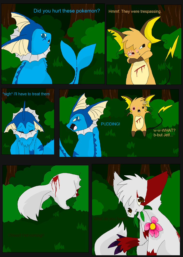 Shadowed Secrets Page 11 by Nixhil