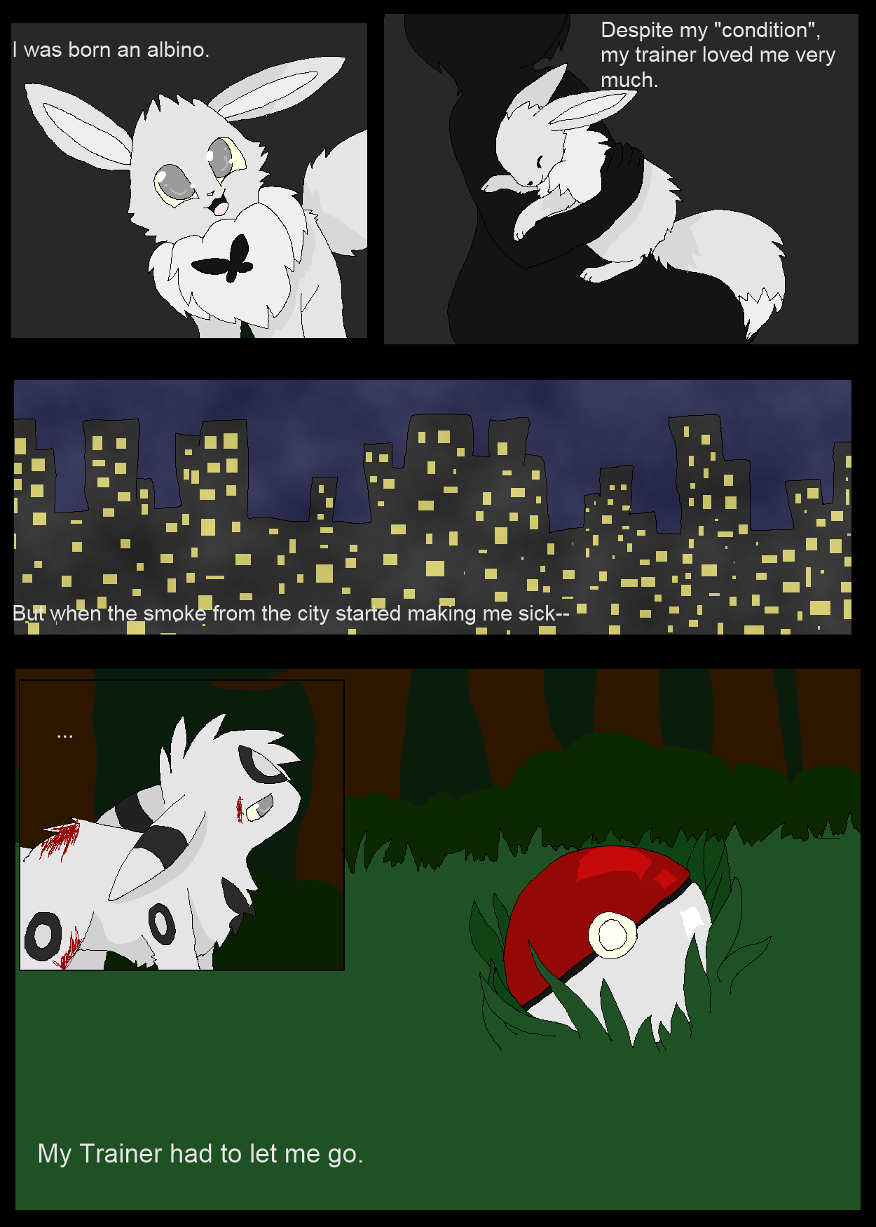 Shadowed Secrets Page 13 by Nixhil