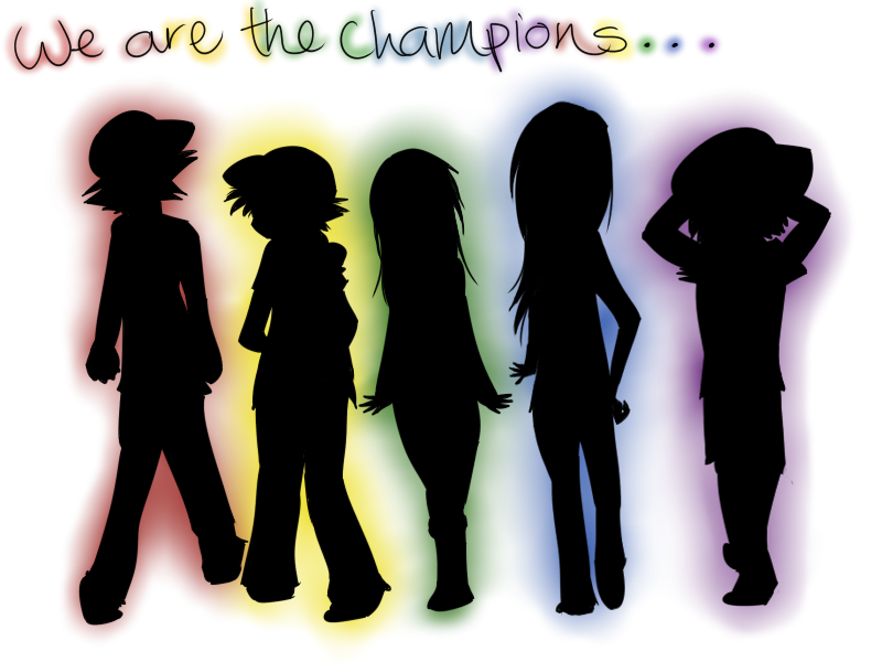We are the Champions by Nixhil on DeviantArt