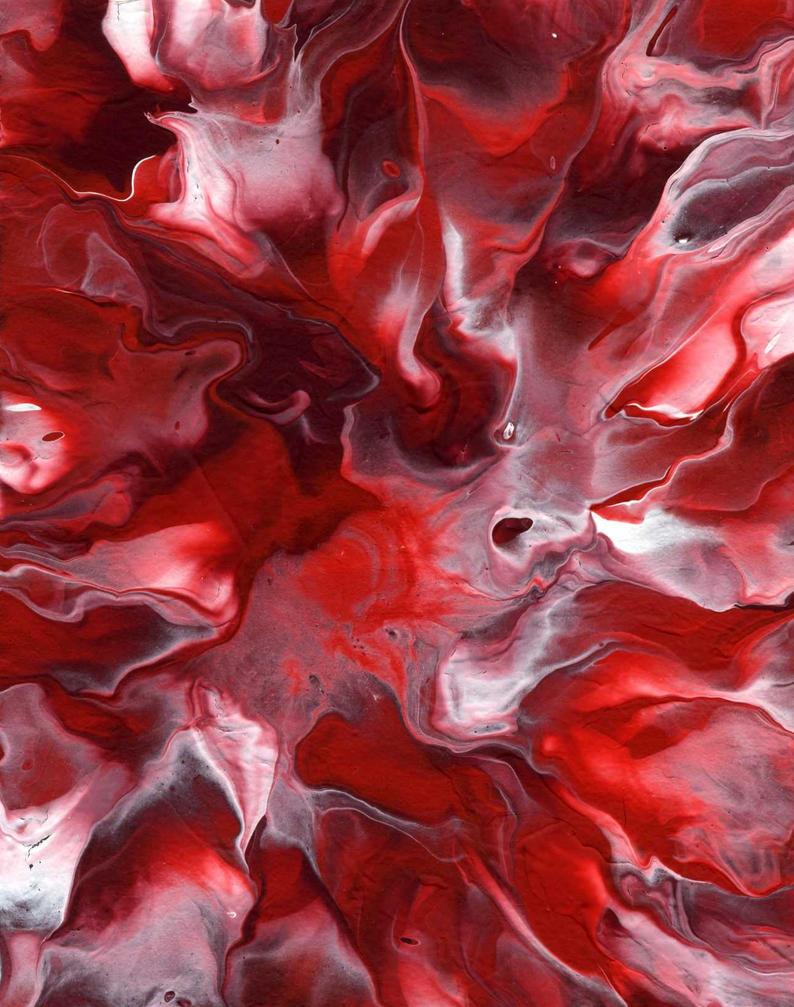 crimson cloud by anuvys