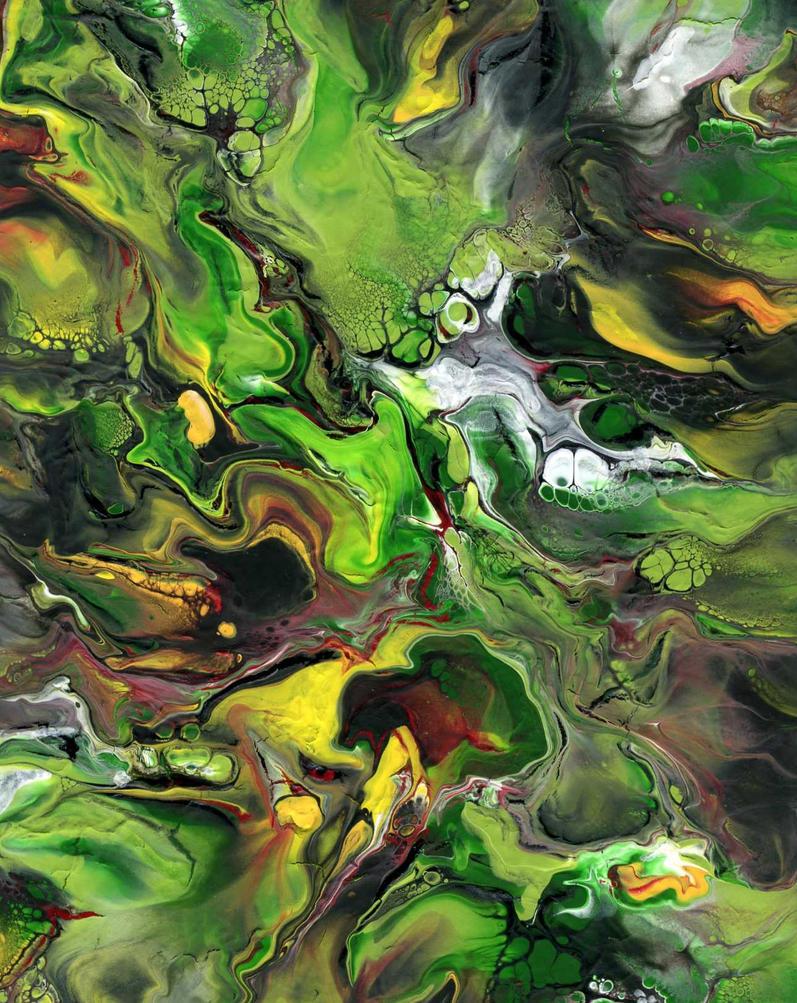amphibian tragedy by anuvys