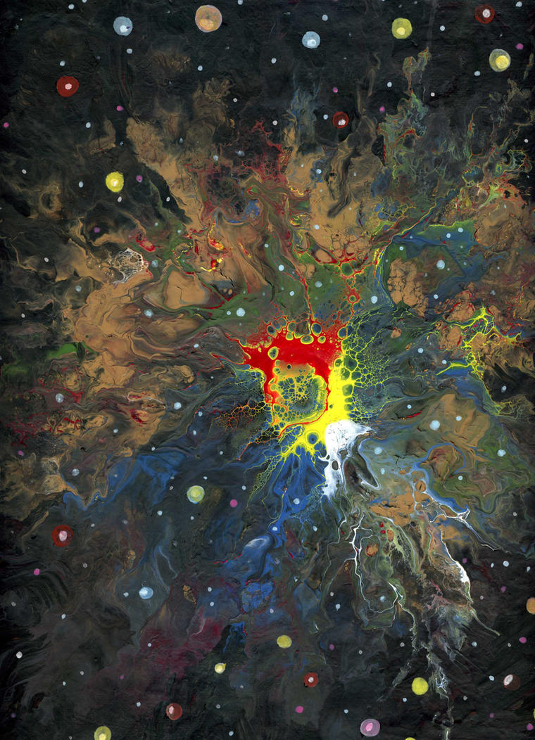 red dwarf by anuvys