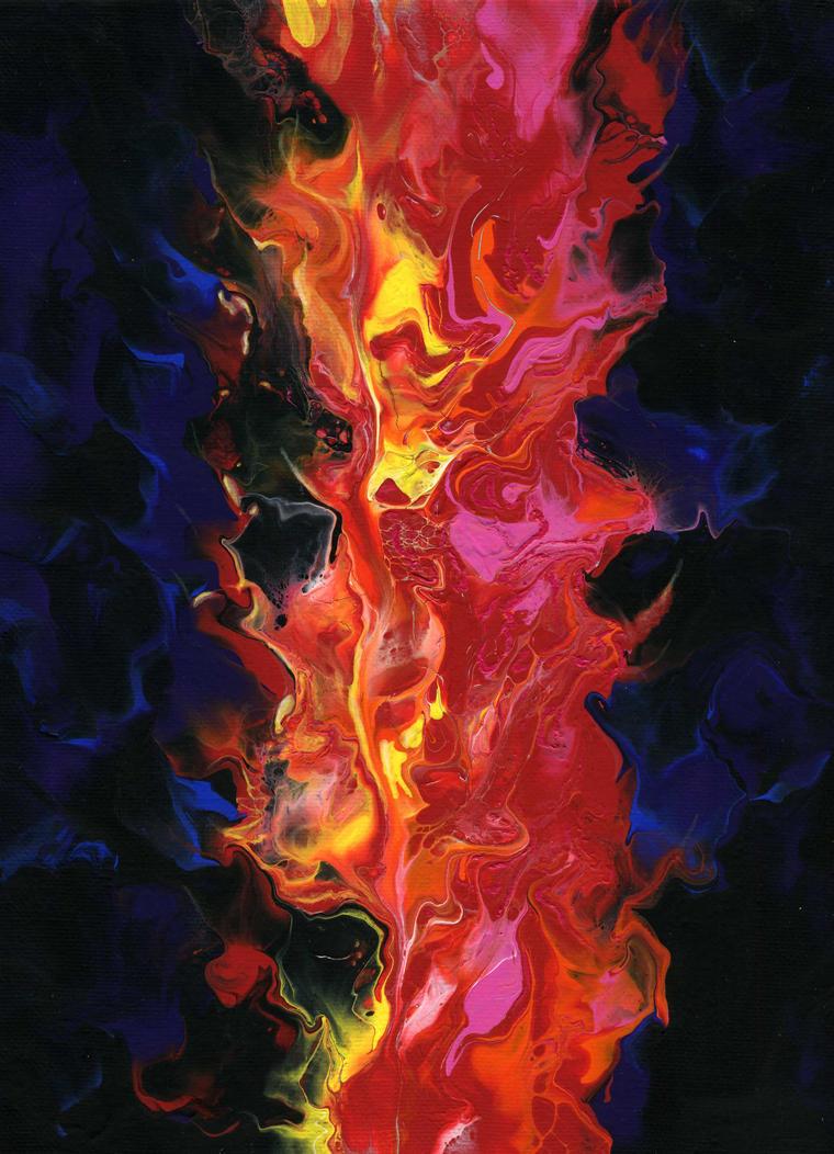 fireline by anuvys