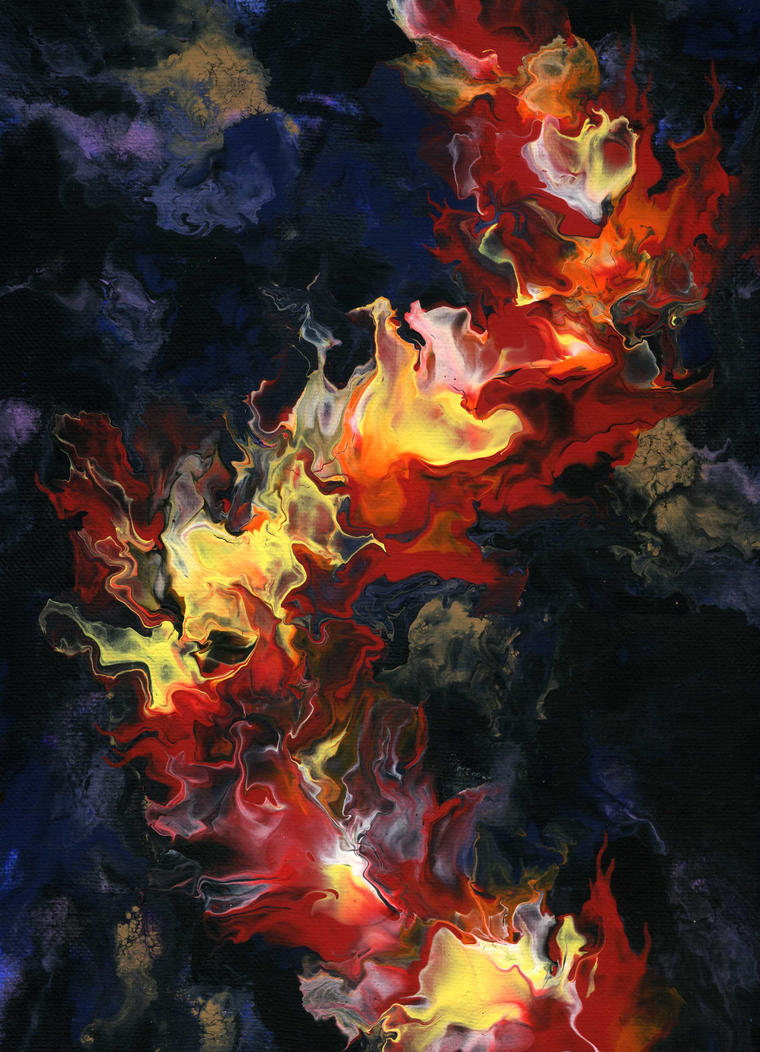 flame stem by anuvys