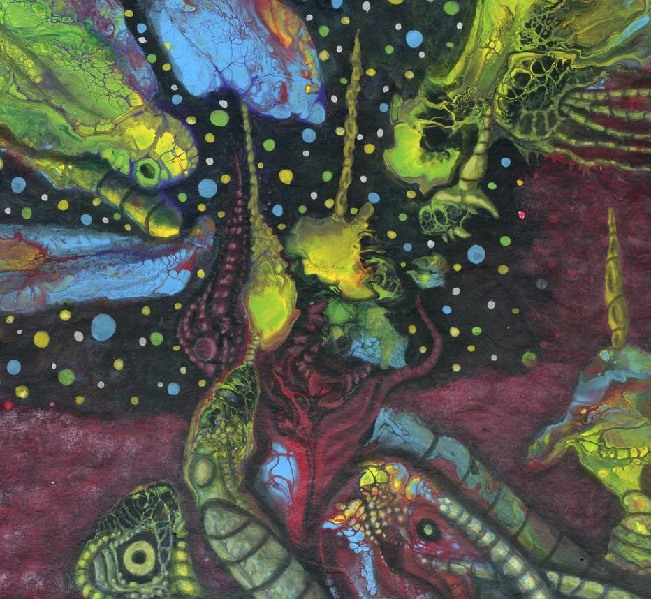 unusual dreams by anuvys