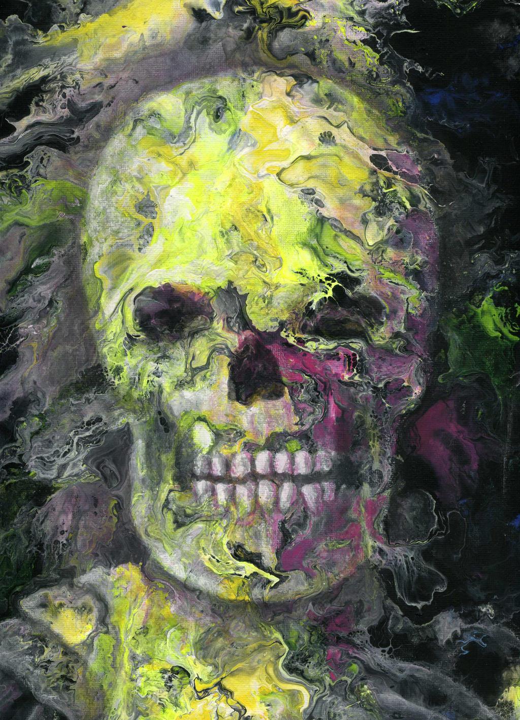 skeletal ritual by anuvys