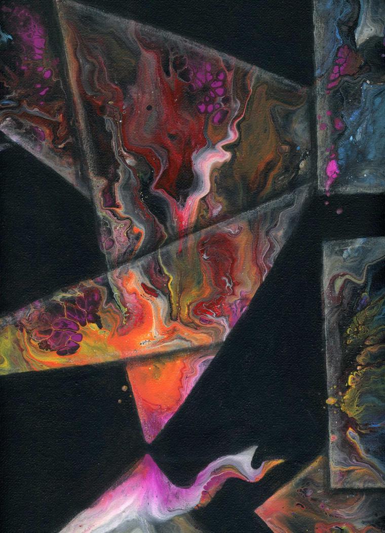 color folding technique by anuvys