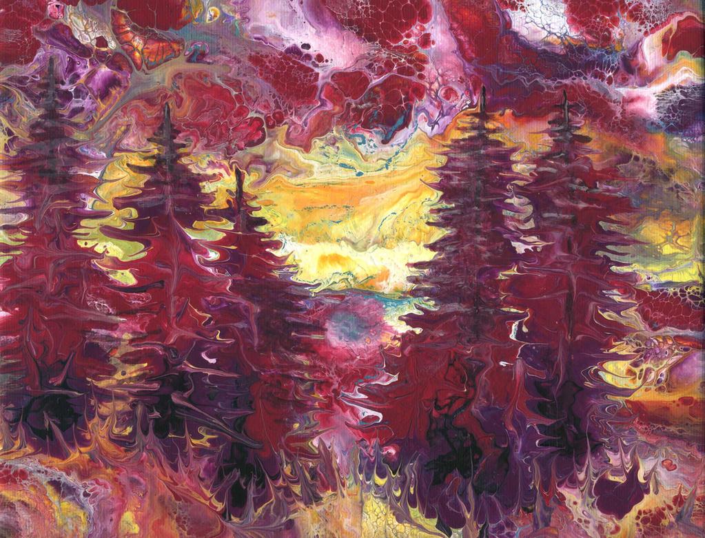 colorful sensation by anuvys